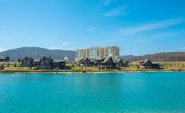 Quba - MARCH 26, 2015: Quba Rixos Hotel on March Stock Images