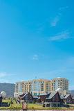 Quba, MARZEC - 26, 2015: Quba Rixos hotel na Marzec Zdjęcie Royalty Free