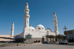 Quba Mosque in Al Madinah, Saudi Arabia.  Stock Images