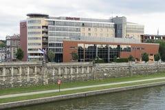 Qubus hotel Zdjęcia Stock