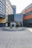 Qubus hotel Royalty Free Stock Image