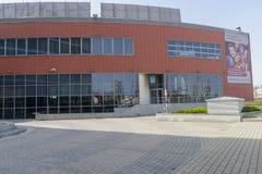 Qubus hotell Arkivbilder