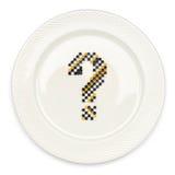 Que a comer? Imagens de Stock Royalty Free