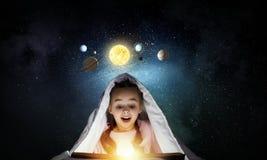 Que connaissez-vous l'espace ? Images libres de droits