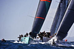 40º que navega Troféu Conde de Godo Foto de Stock Royalty Free