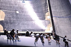 40º que navega Troféu Conde de Godo Fotografia de Stock Royalty Free