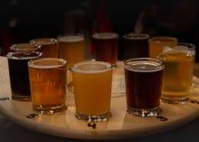 Que roda da cerveja me fez dentro foto de stock royalty free
