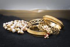 Que tous les bijoux j'ont-ils ? - 2 Photo stock