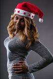 Que você está indo me comprar para o Natal? Imagem de Stock Royalty Free