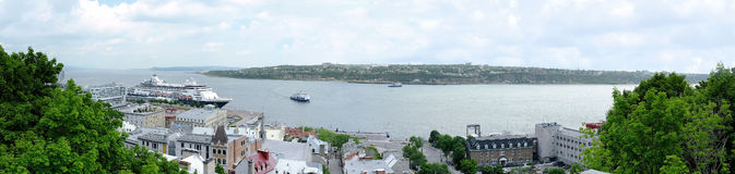 Quebec Imagen de archivo