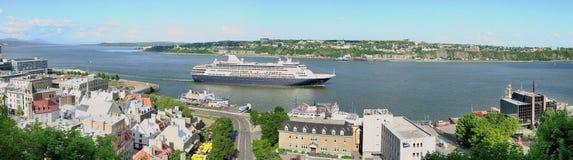 Quebec Lizenzfreies Stockbild