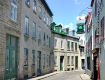 Quebec Royalty Free Stock Images