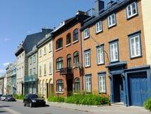 Quebec Stock Afbeeldingen