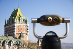 Quebec City Stock Photo