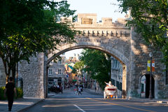Quebec City foto de archivo