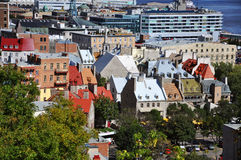 Quebec City, Canada Royalty Free Stock Images