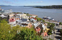 Quebec City, Canada Royalty Free Stock Photo