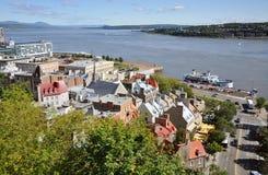 Quebec City, Canada Royalty Free Stock Photo