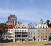 Quebec City fotografía de archivo