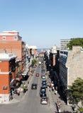 Quebec City Fotografía de archivo libre de regalías