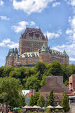 Quebec City Fotografia Stock