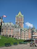 Quebec City Imagen de archivo libre de regalías