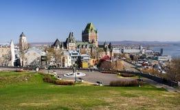 Quebec City Foto de Stock