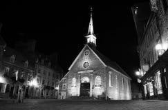 Quebec City, Canada Royalty Free Stock Photos