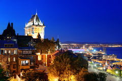 Quebec City Royalty Free Stock Photos