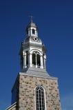 Quebec, de historische kerk van Bonne Aventure Royalty-vrije Stock Afbeelding