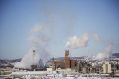 Quebec, Kanada stockfotografie