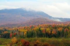 Quebec krajobraz w spadku Fotografia Stock