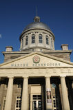 Quebec, Le Marché Bonsecours in Montreal Royalty Free Stock Photos