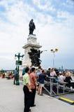 Quebec miasta świętowanie Obraz Royalty Free