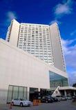 Quebec Miasto Hilton zdjęcia stock