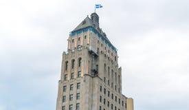 Quebec parlament w Quebec fotografia stock