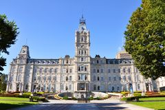 Quebec Parliament Building, Quebec City Stock Photo