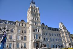 Quebec Parliament Building, Quebec, Canada Stock Image