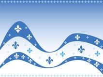 Quebec tło Obrazy Stock
