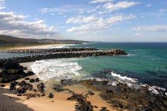 Quebra-mar Fotos de Stock