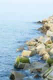 Quebra-mar Imagens de Stock