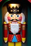 Quebra-nozes do Natal Fotos de Stock