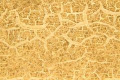 Quebra velha fundo de madeira pintado da textura Imagens de Stock Royalty Free