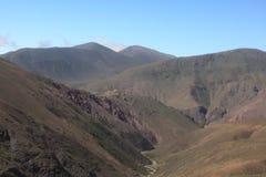 Quebrada Argentinien Stockbild