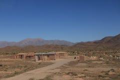 Quebrada Argentinien Stockfoto