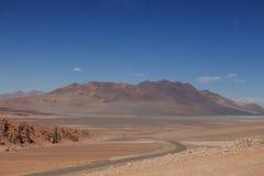Quebrada Argentinien Lizenzfreies Stockfoto