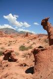 Quebrada de Cafayate Stock Image