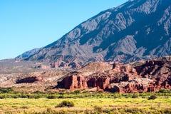 Quebrada de Cafayate, Argentina royalty free stock photos