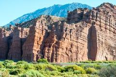 Quebrada de Cafayate, Salta, Argentina Stock Images