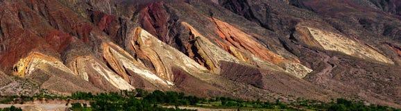 Quebrada de Humahuaca Стоковая Фотография RF
